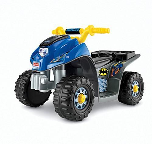 Power Lil Quad RideOn