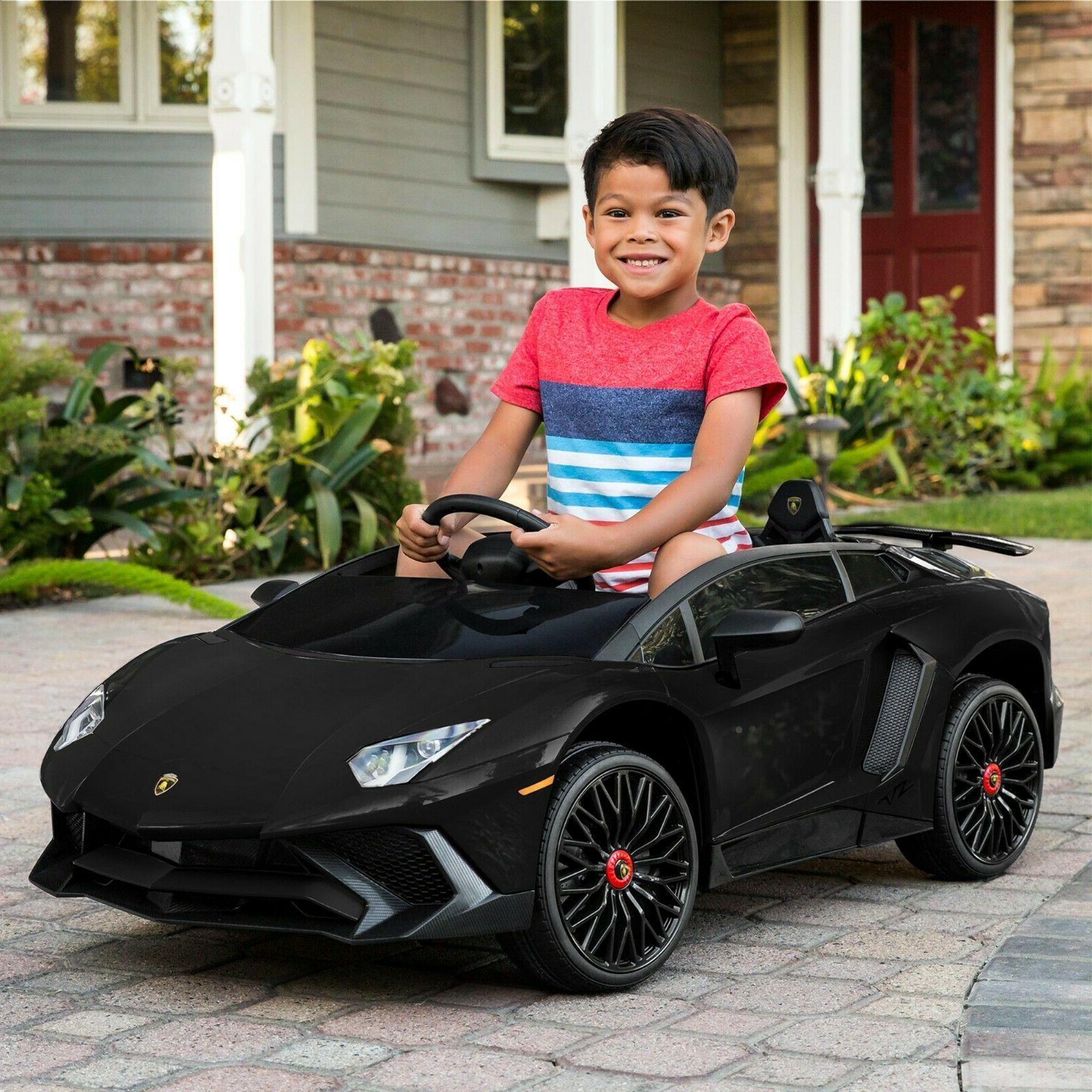 Power Wheels 12V Car Rideable Remote RC