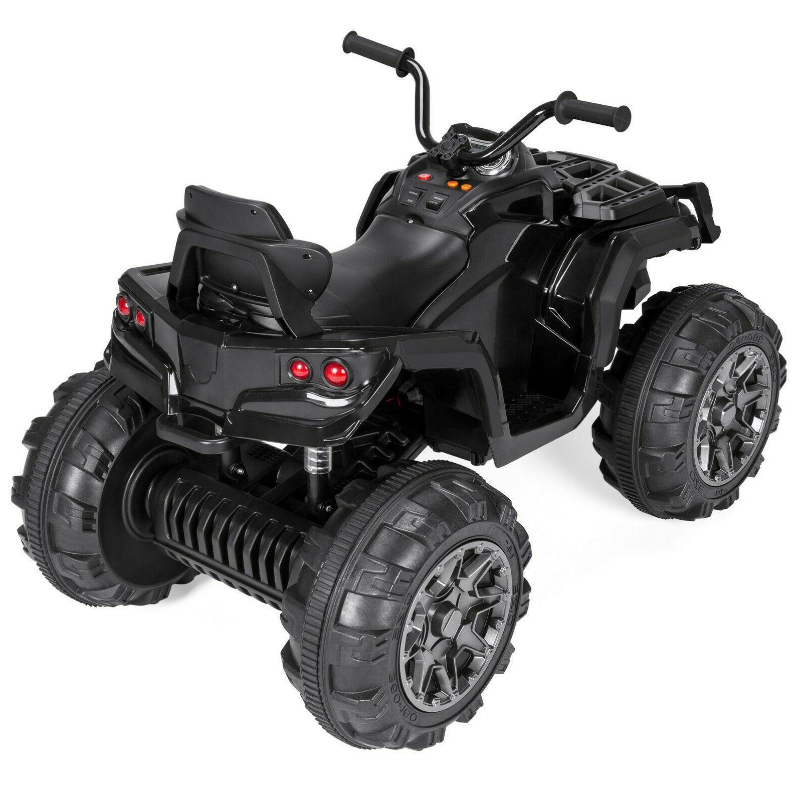 Power for Boys 4-Wheeler Electric Kids V12 Wheels