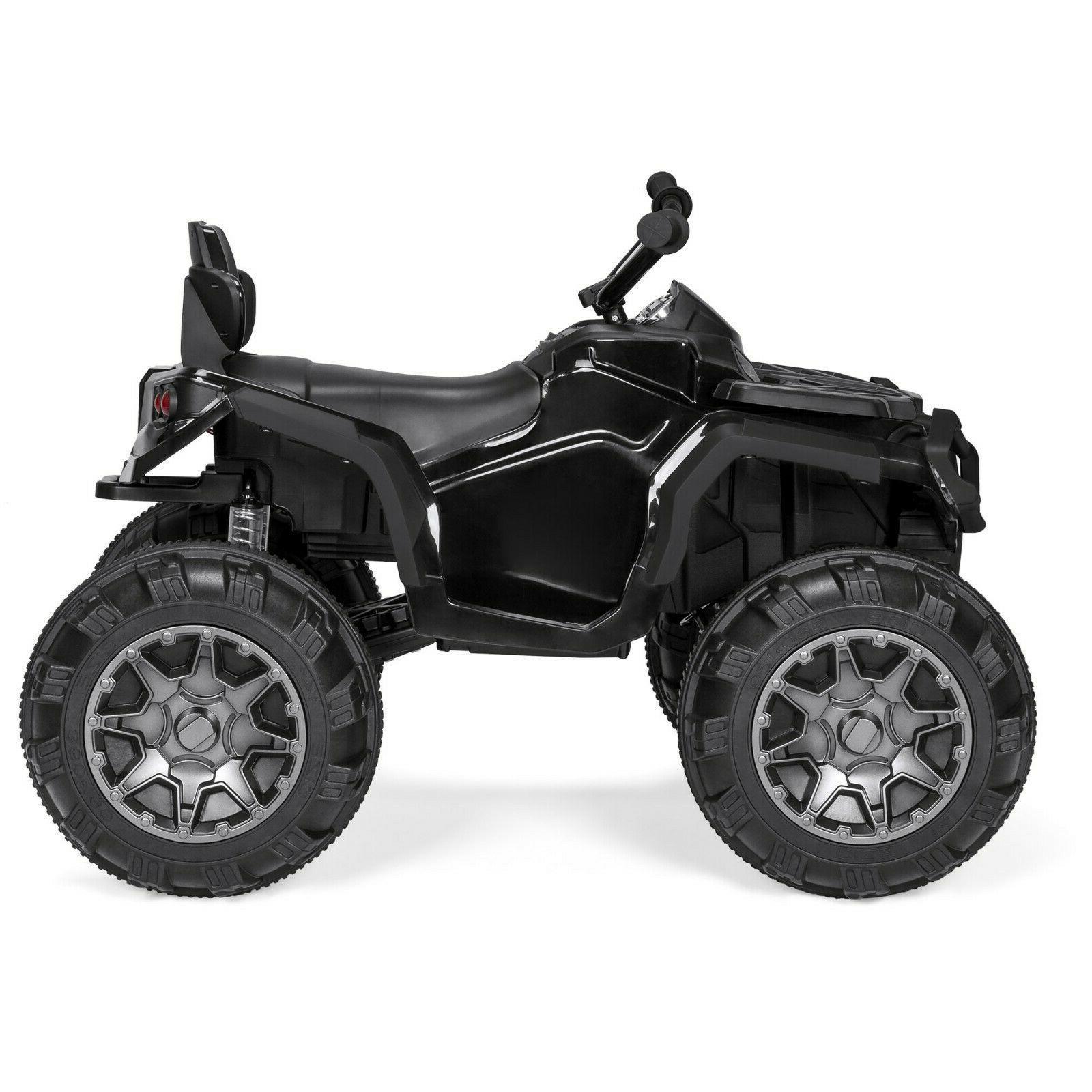 Power 4-Wheeler Electric Kids V12 Wheels Best