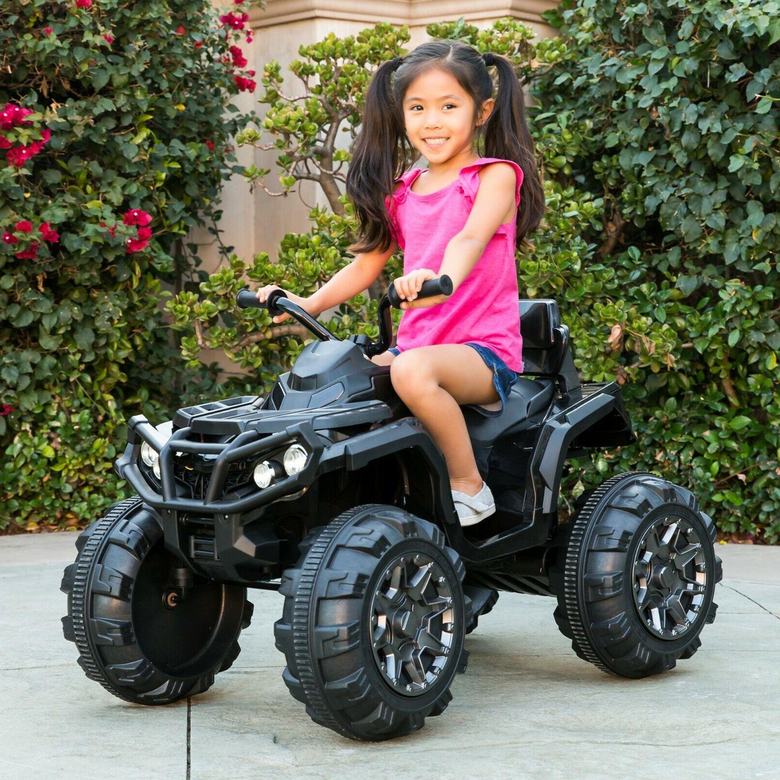 4-Wheeler Kids V12 JR Wheels