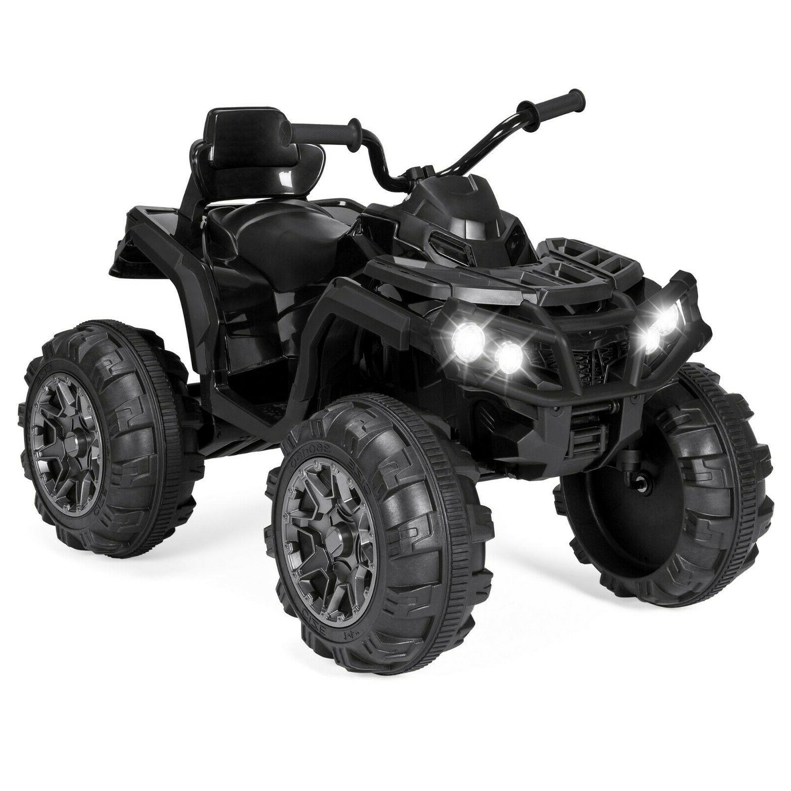 power wheels for boys 4 wheeler electric