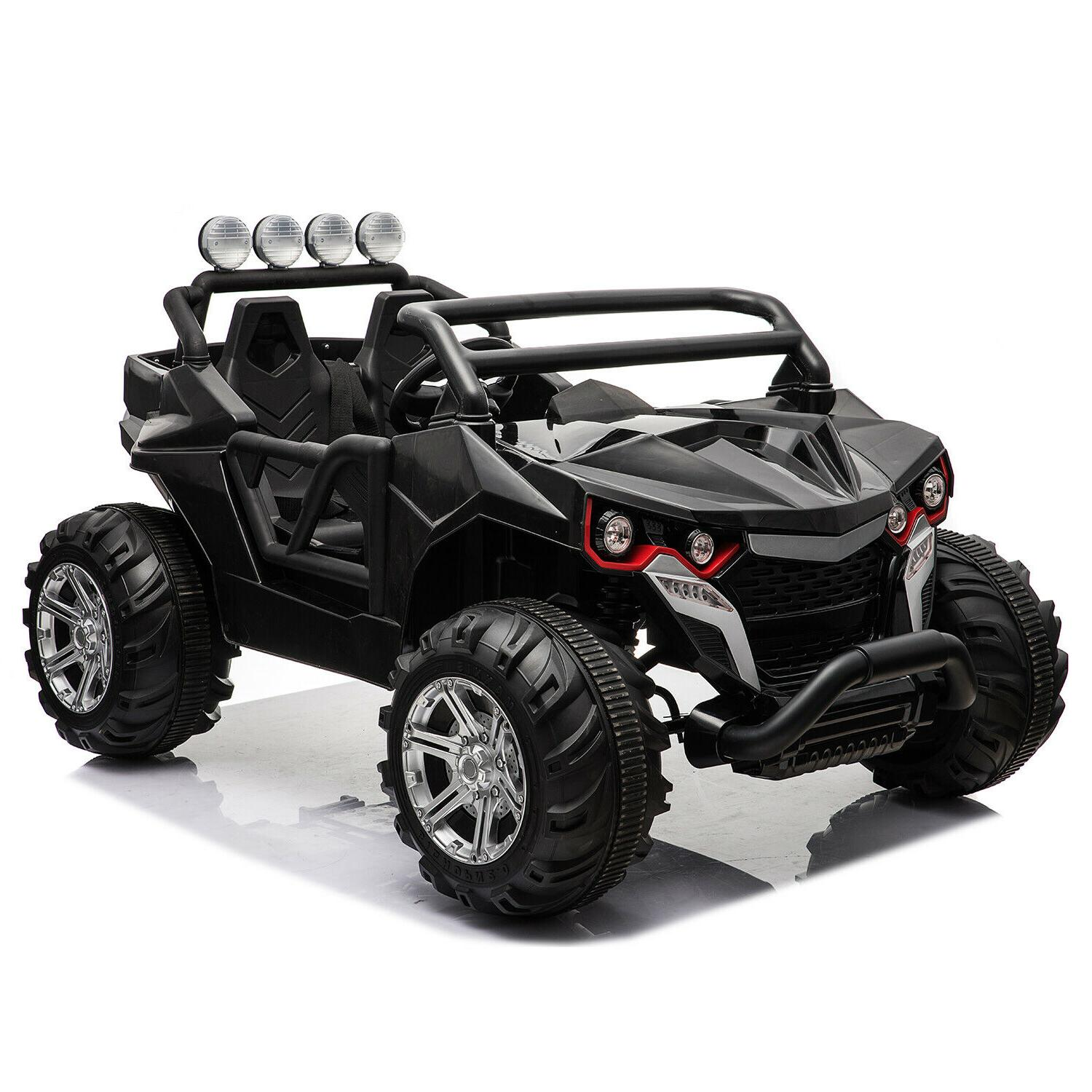Power For Electric ATV Ride On Car
