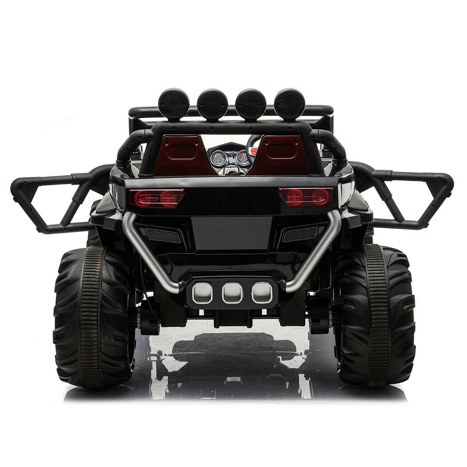 Power For Boys Electric Quads Kids ATV Ride Car