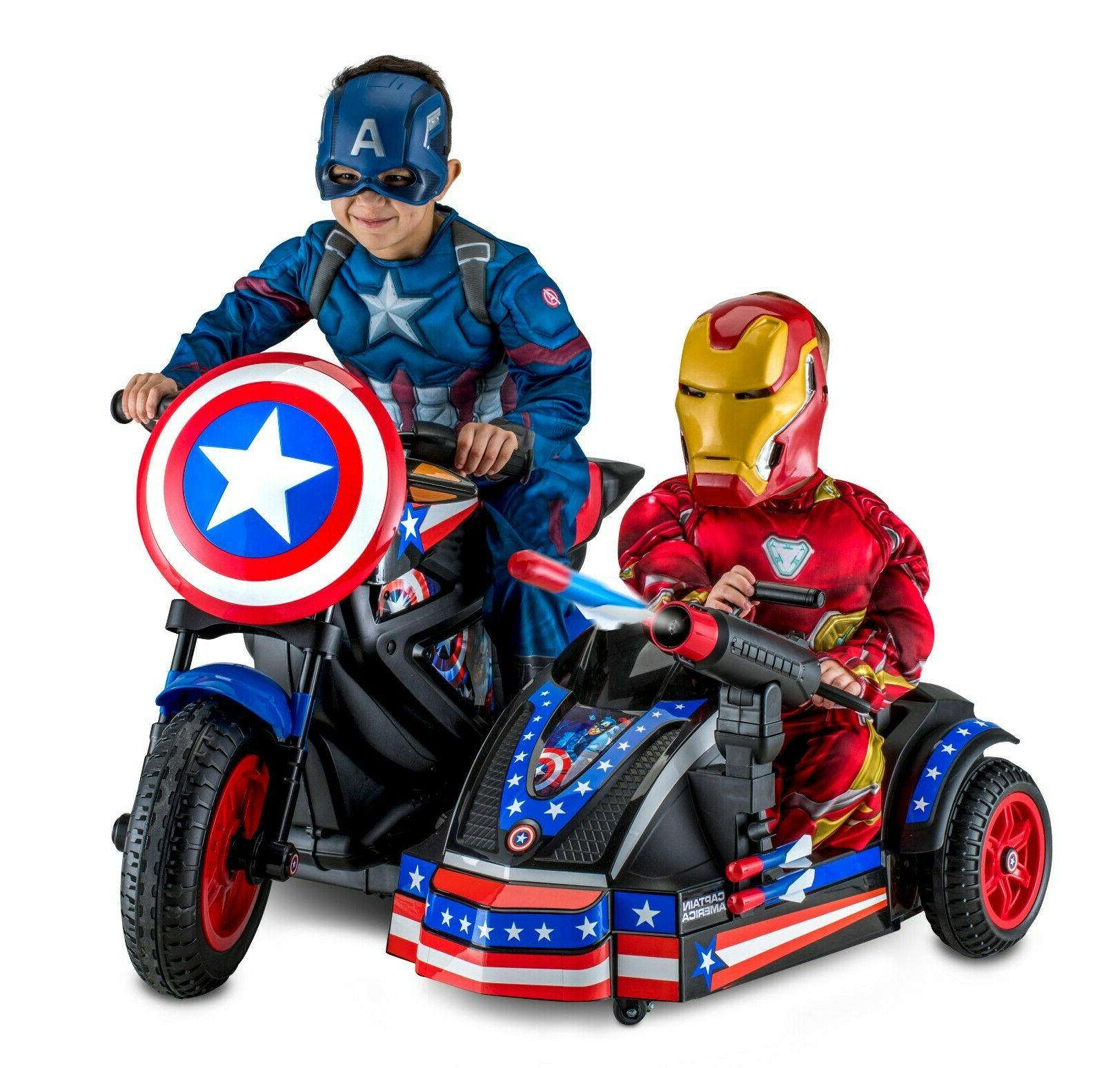 Power Wheels For Boys Girls Kids Rideon Ride On Rideable Sid