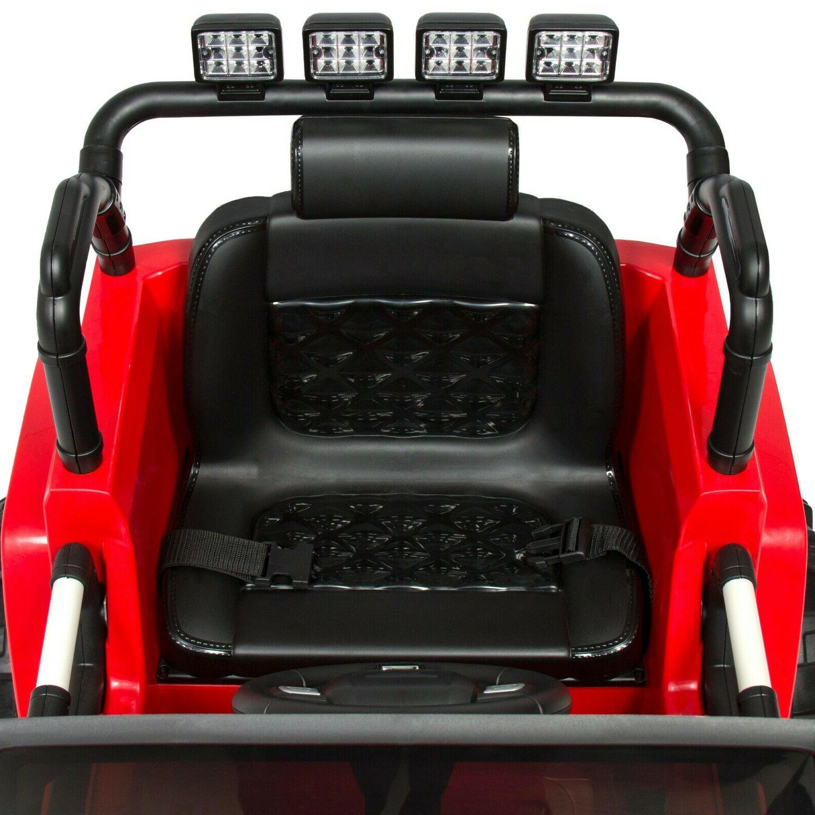Power Jeep Kids Ride On Toys Outdoor 12V Ride-On