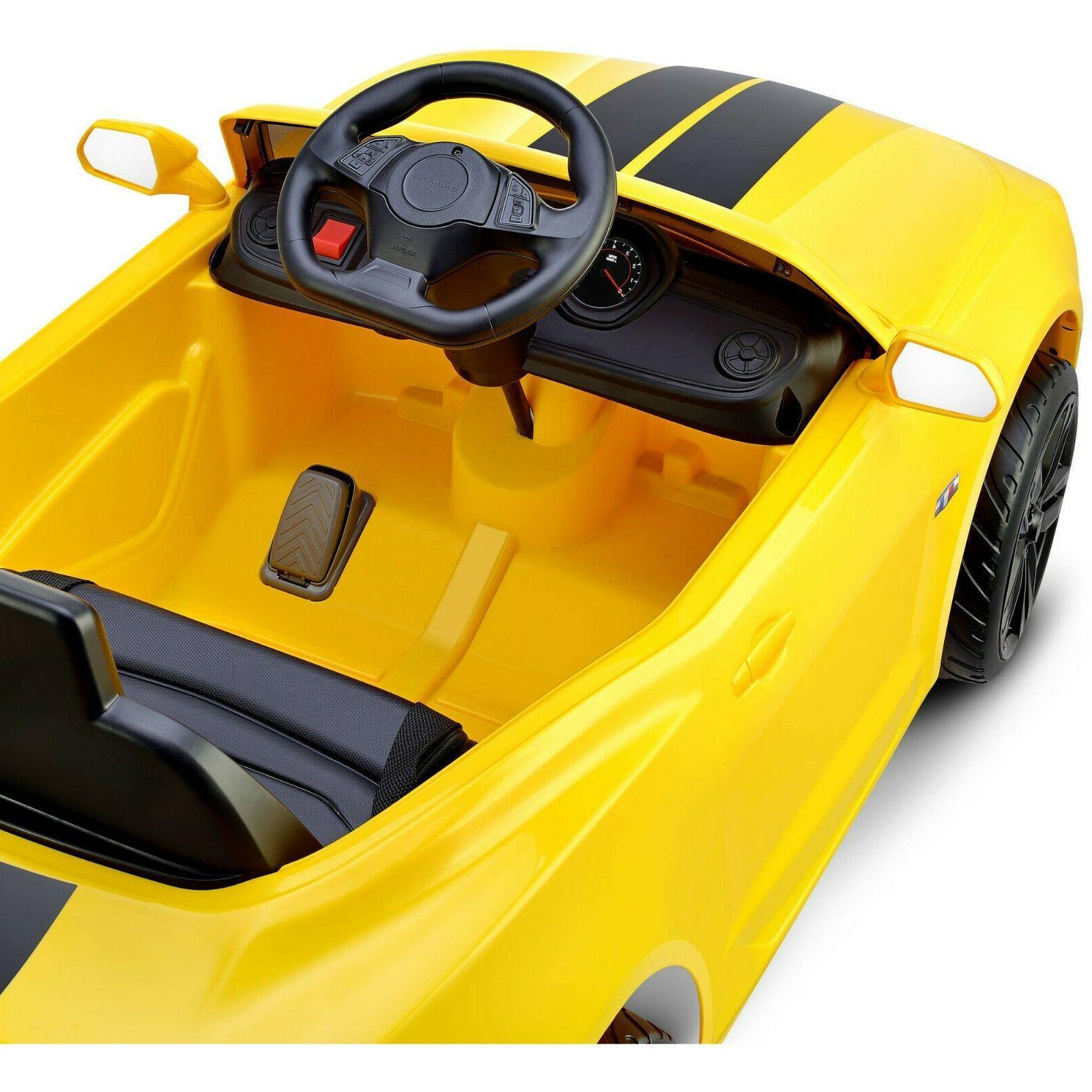 Motorized Cars Kids V6 Ride On Powered