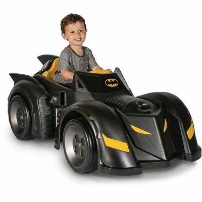 Power Wheels For Boys Ride On Toys 3 Year Olds 6V V6 Batman