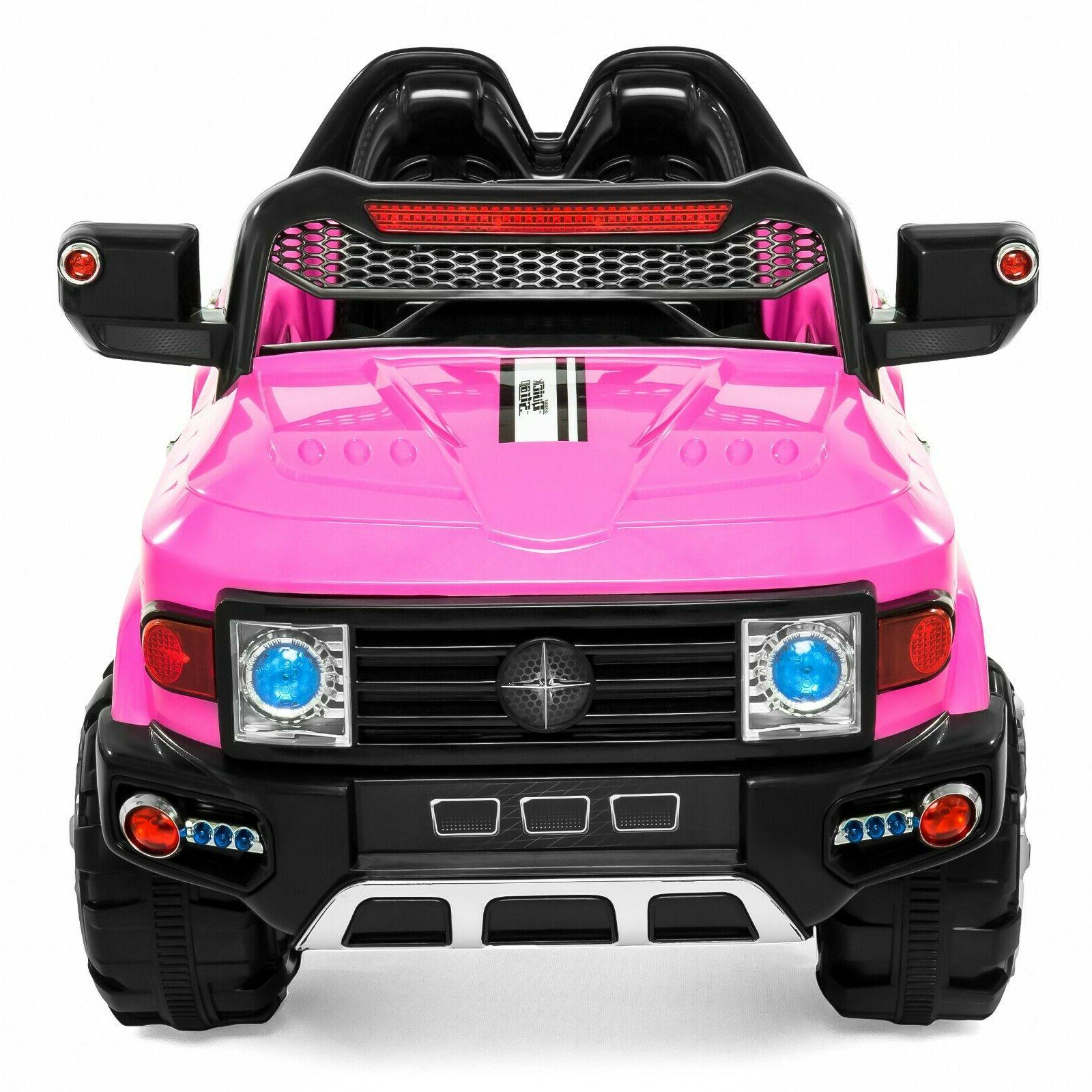Power Riding SUV Car New