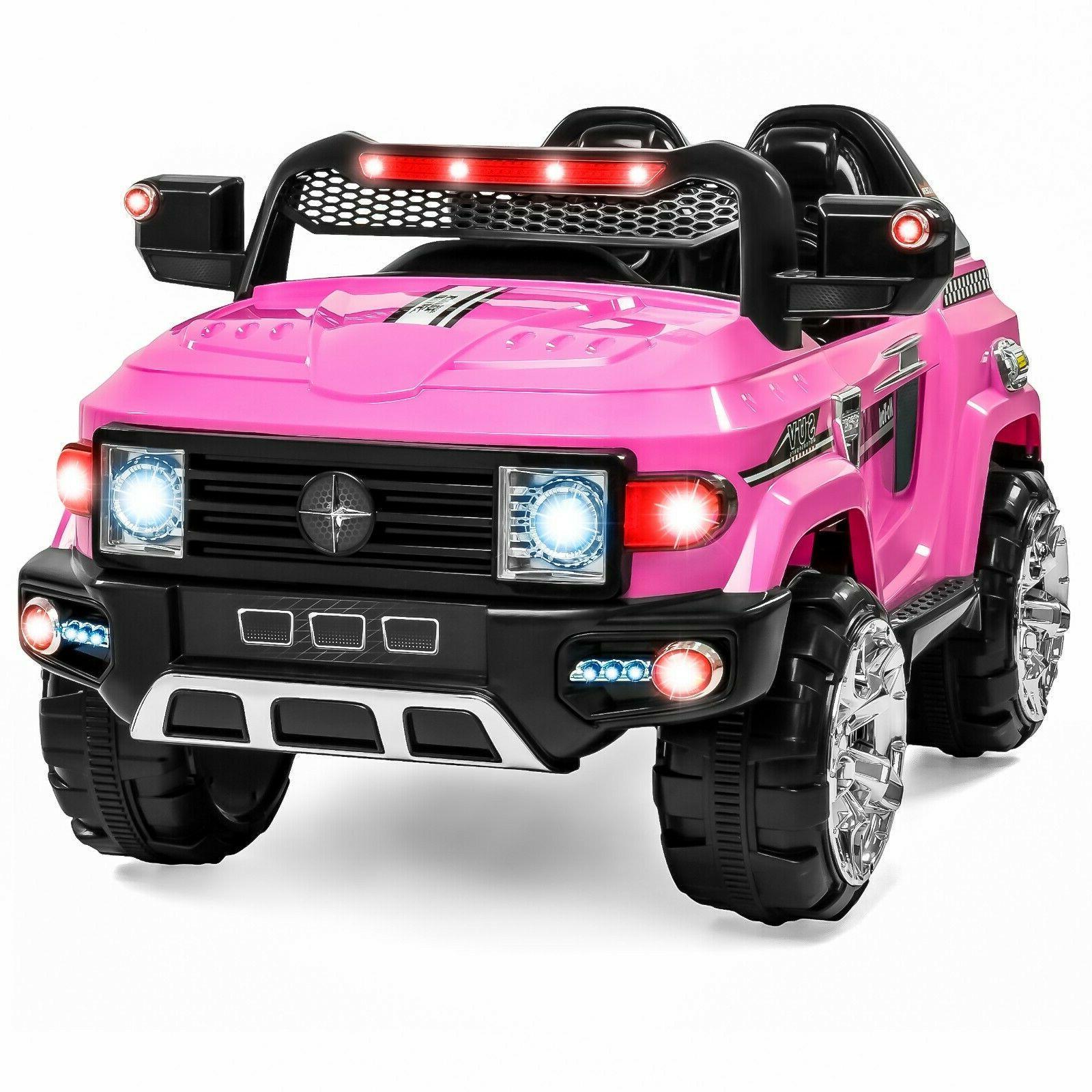Power Wheels For Girls 12V Ride On Rideable Riding Toddler G