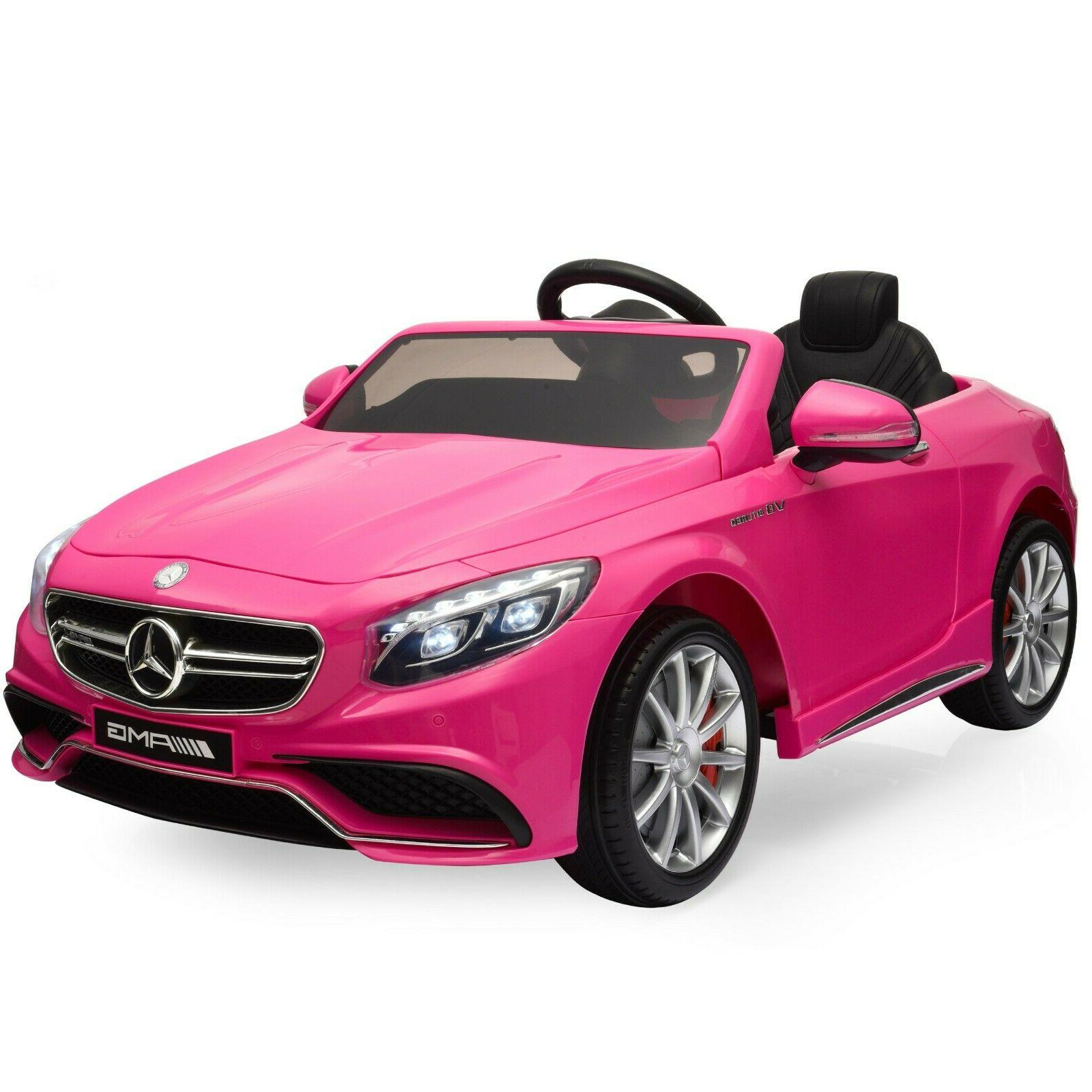 Power for Mercedes Kids Rideable Ride On