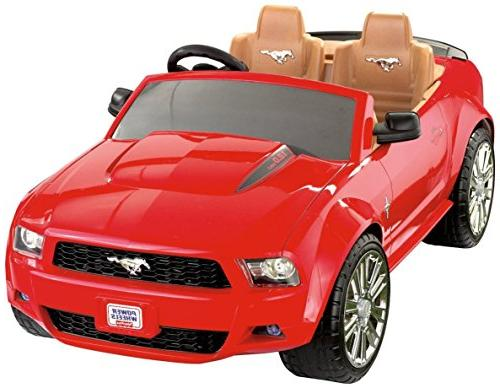 Fisher-Price Wheels Mustang