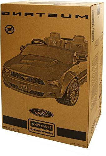 Fisher-Price Wheels Ford Mustang