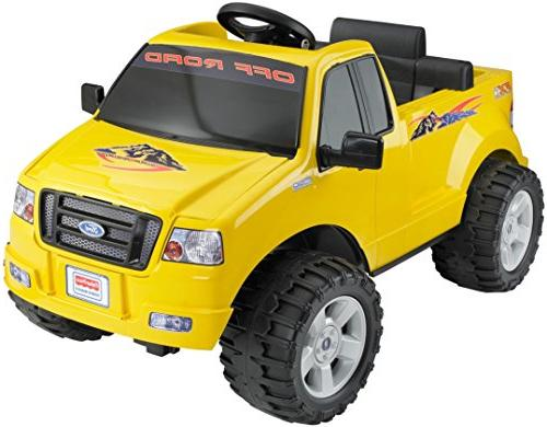 power wheels ford pickup battery