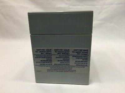 Power 12 BATTERY 00801-1869 Grey 12v SHIPPING