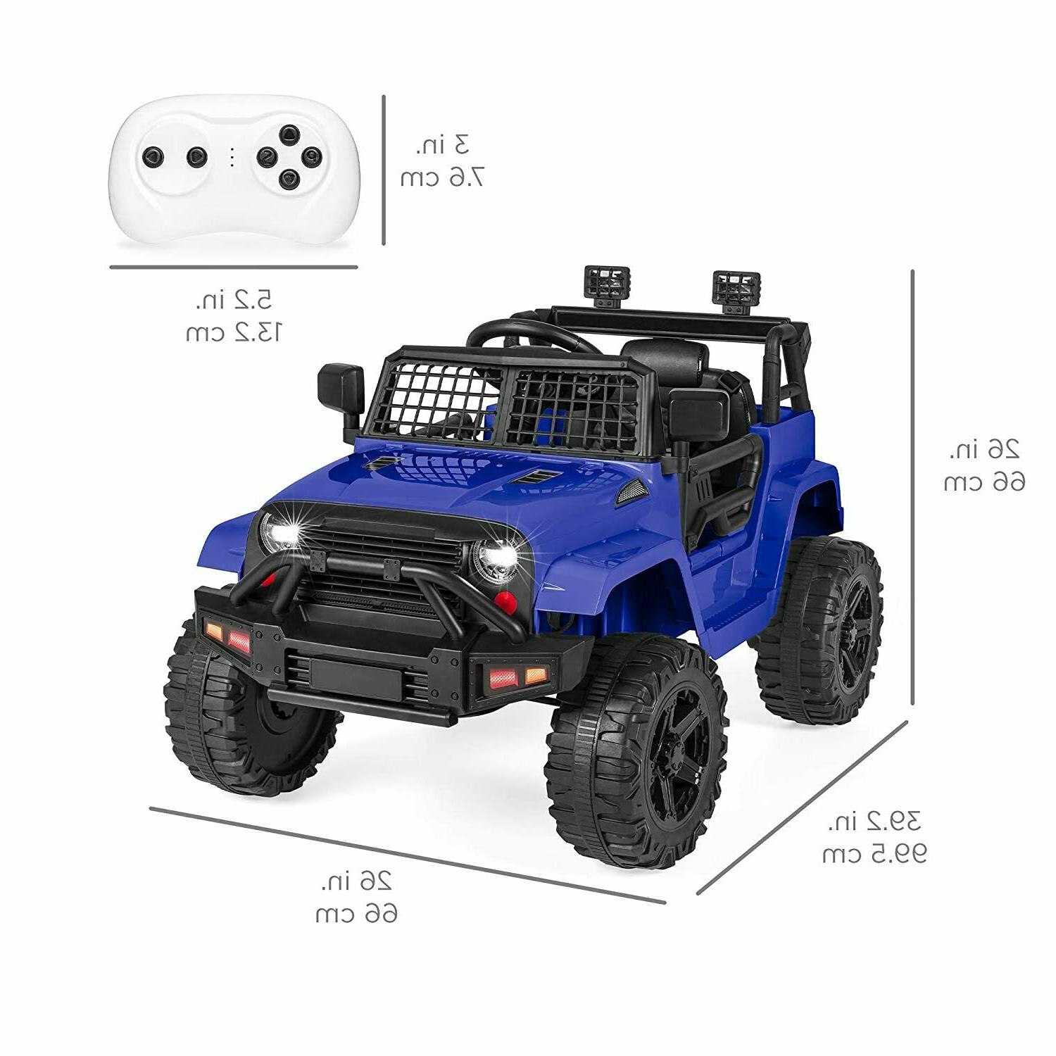 POWER JEEP RIDE ON TOY >FREE SHIPPING>