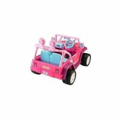 POWER WHEELS Wrangler Battery Kid Car 2 Seater
