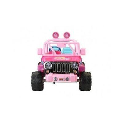 POWER Battery ON TOY Kid Baby 2 Seater Riding