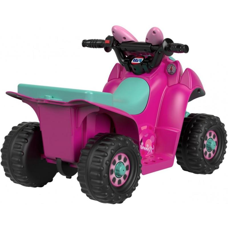 Power Wheels Featuring