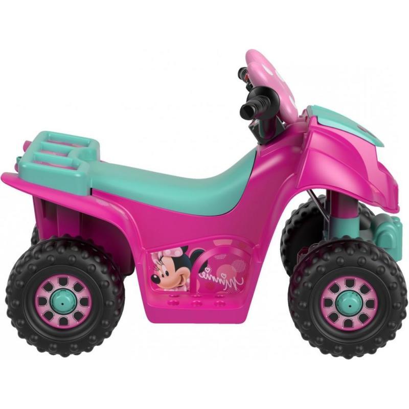 Power Wheels Quad Featuring Minnie