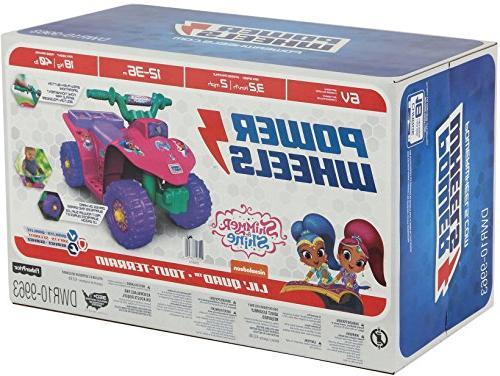 Power Wheels Nickelodeon &