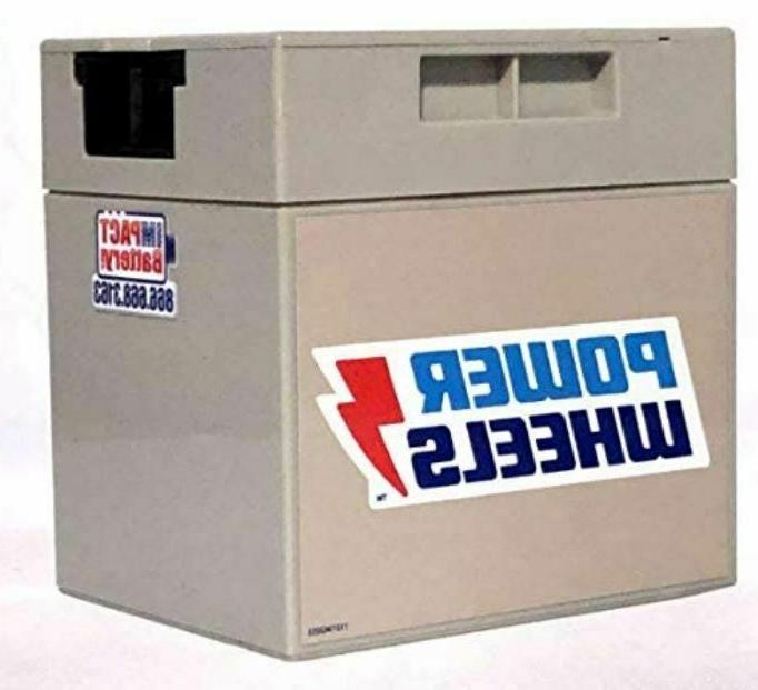 power wheels rechargeable battery