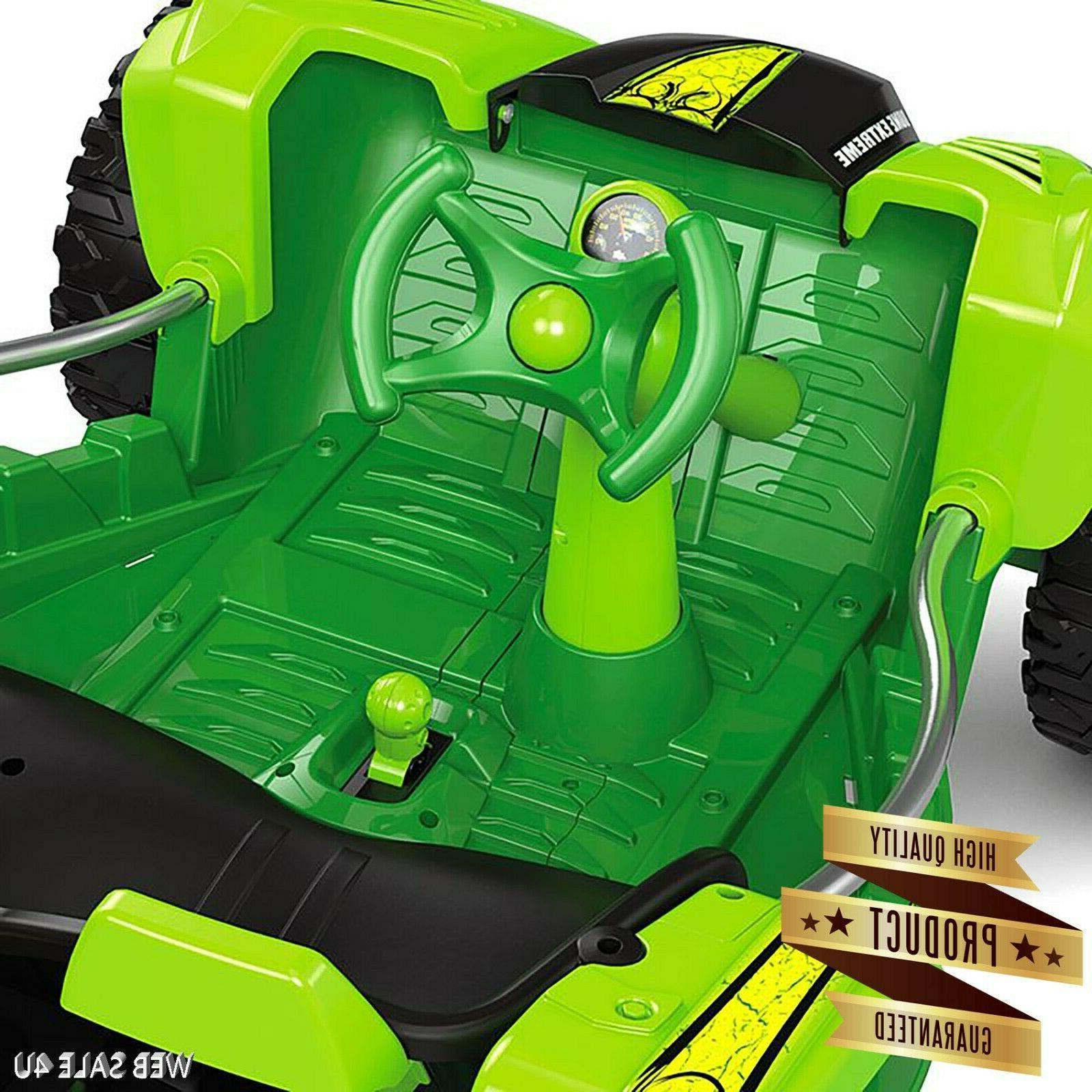 Power Ride Vehicle Battery 12V Powered Kids Xtreme