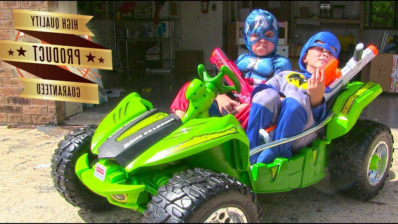 Power Wheels™ Vehicle Battery 12V Kids Dune Xtreme