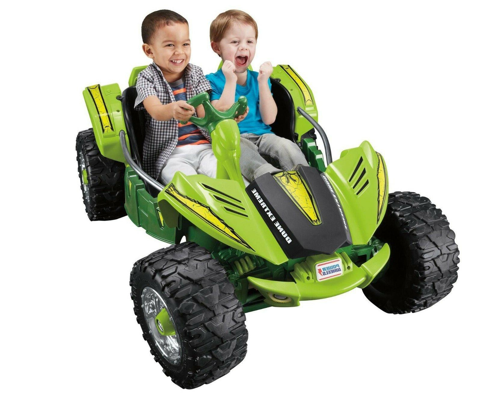 Power Wheels™ Ride On Vehicle Battery 12V Powered Kids Toddler Xtreme
