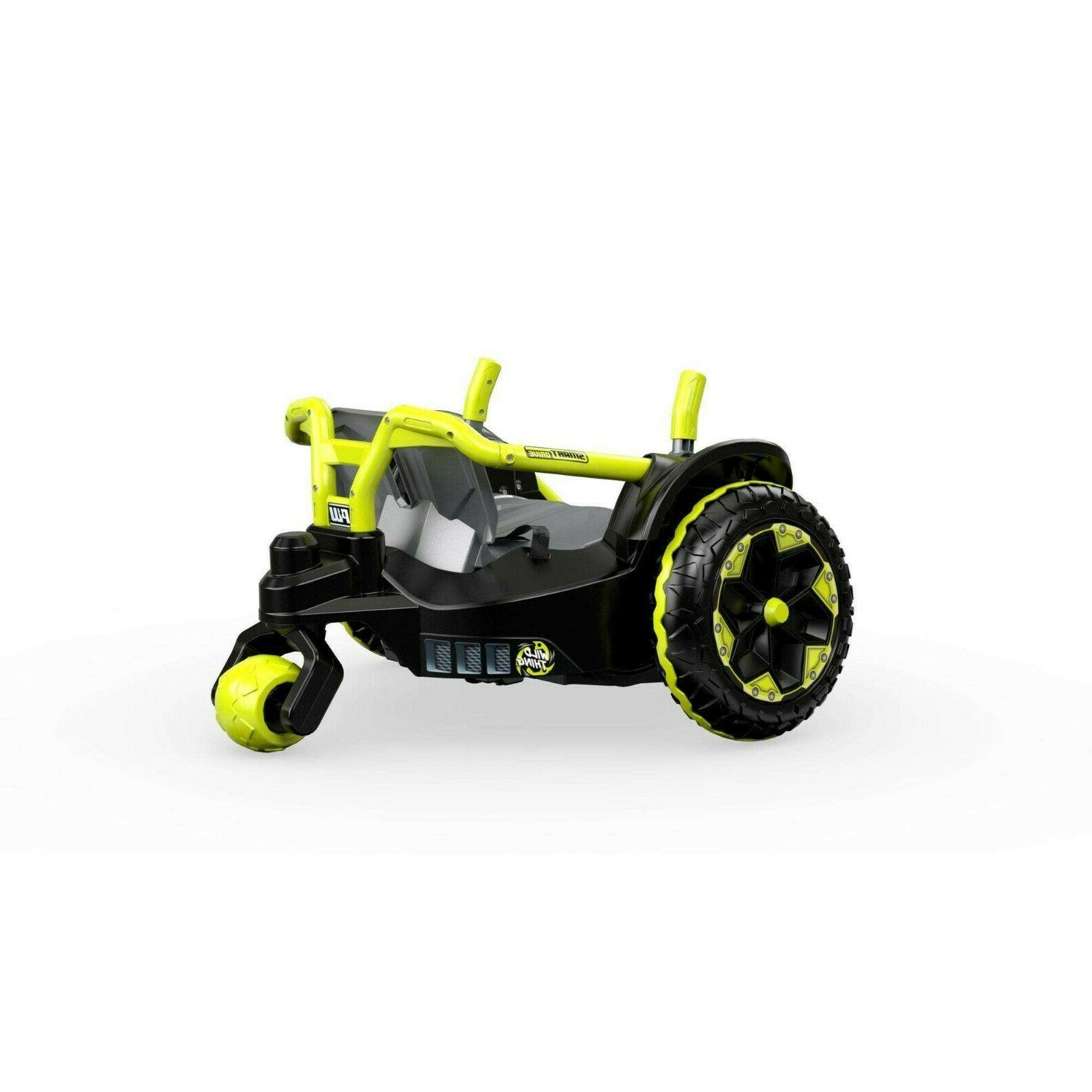Power Wheels Wild Green Powered 12 New!!