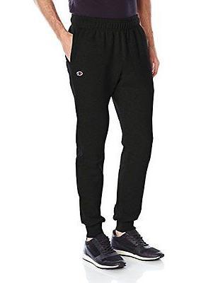Champion Fleece Pant, Black, Medium