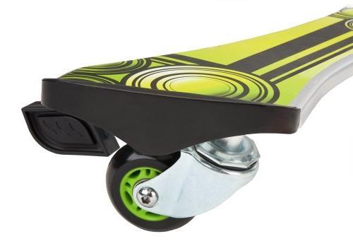 Razor DLX Caster Scooter