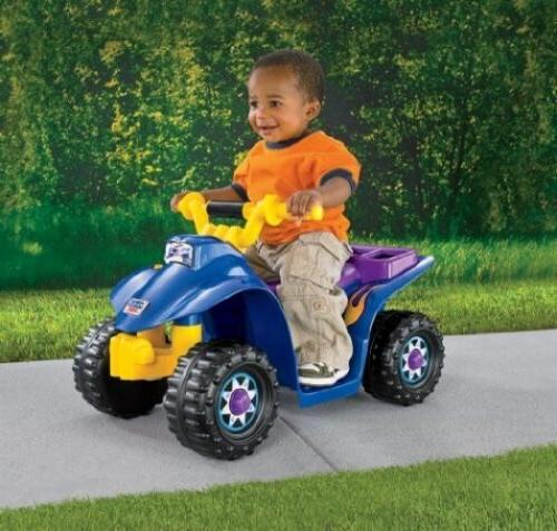 ATV Styling Power Lil Car Motor Battery