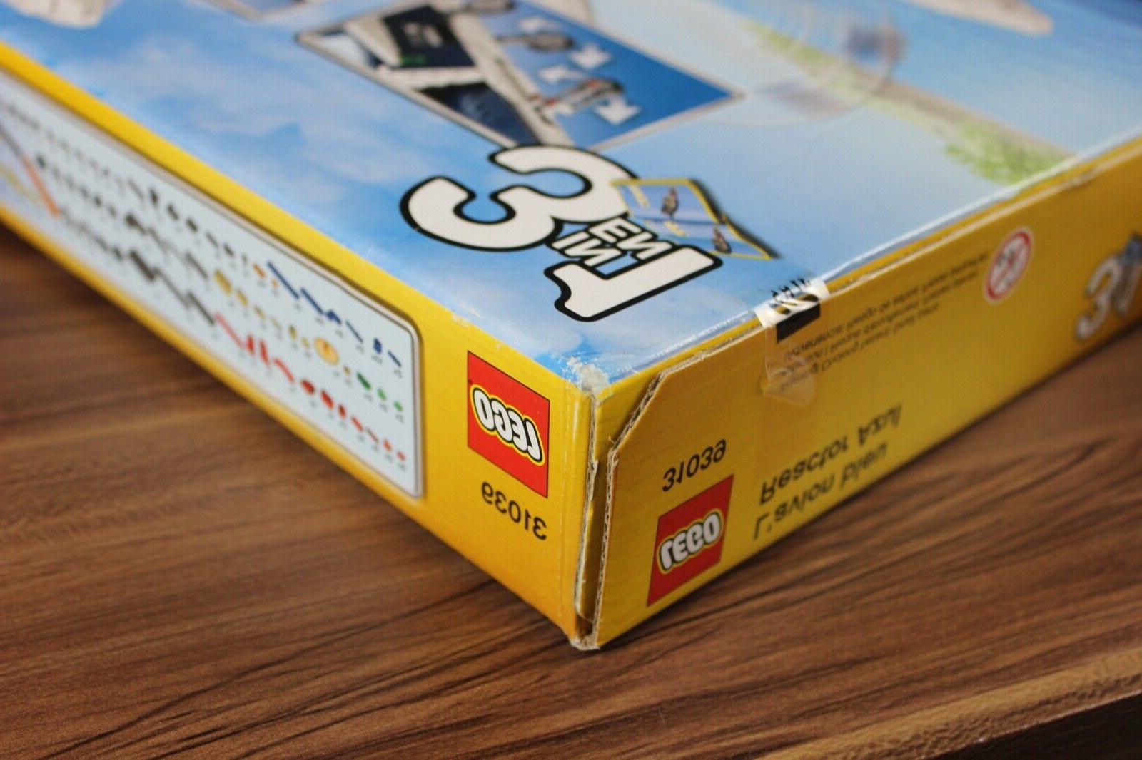 !!Retired!! Sealed LEGO Blue 3 in