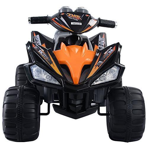 Giantex ATV Quad Electric Car