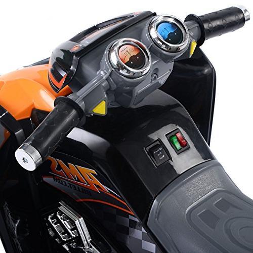 Giantex Kids Ride On ATV 4 Wheeler Electric Battery Power