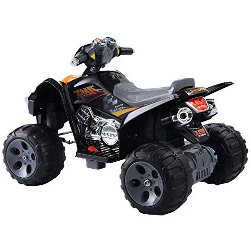 ATV Electric Toy Battery Black