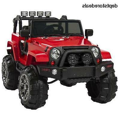 ride car jeep