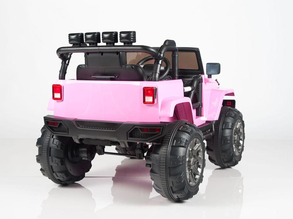 Ride On Car Kids Wheels Jeep/Truck Remote Control RC Music