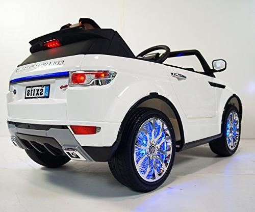 Ride On ROVER SX118 Toy With Ride Power Kids