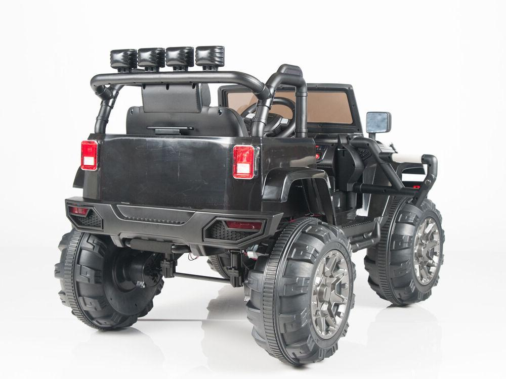 12V Jeep Truck Remote Control AUX
