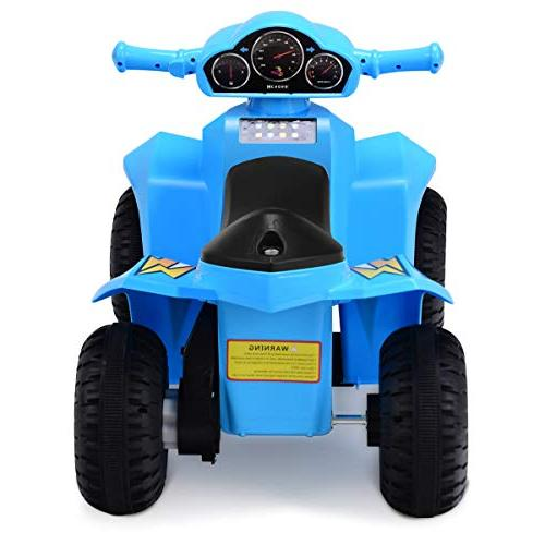 Costzon Kids Electric Car Wheel Power Toddlers with