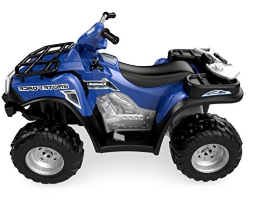 Ride on Power Wheels Kawasaki Force Playground Gift