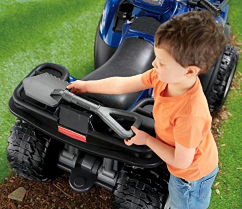 Kids Off Ride Power Wheels Kawasaki Playground Gift