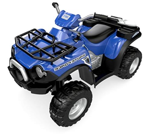 Kids Off Ride Wheels Kawasaki Brute Playground