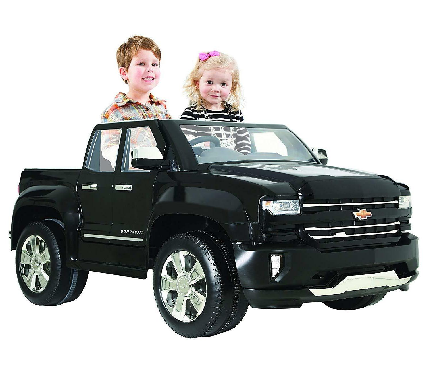 Rollplay Chevy Silverado 12 Volt Battery Powered Ride On