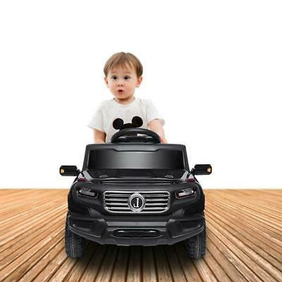 Safety Ride Car Power Wheels Light Control
