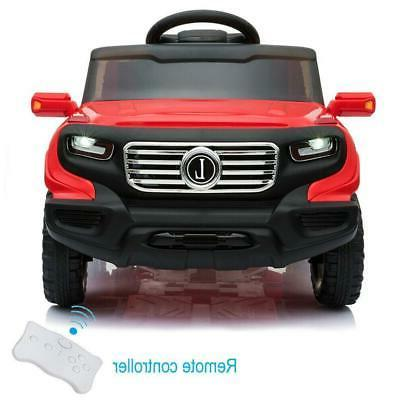 safety kids ride on car toys electric