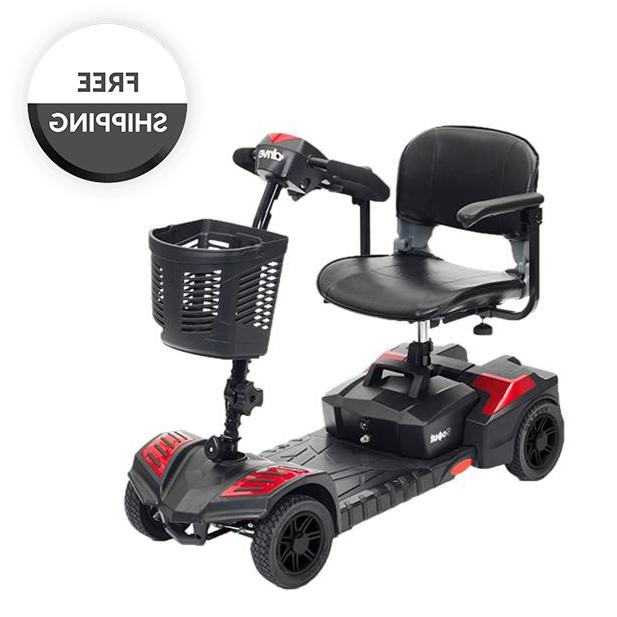 Scout 4 4-Wheel Electric Mobility Scooter by Medical