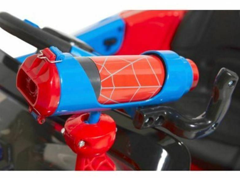 Spiderman On Power Super Volt